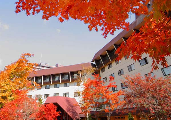 Kusatsu Now Resort Hotel, โรงแรม Kusatsu Onsen